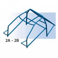 [SPARCO bezpečnostný rám SUZUKI model (Swift) od roku výr. 2010 - ]