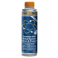 [PRO-TEC COMMON RAIL CLEAN & PROTECT - Čistenie a ochrana Common Rail systému]