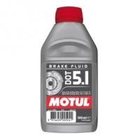 [Brzdová kvapalina MOTUL 0,5L - DOT 5.1]