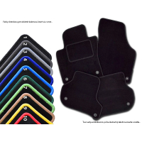 [Textilné Autokoberce  - VW T5   2 rada 1 diel (koberec pred 2 lavicou)]