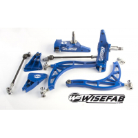 [Wisefab - Nissan S13 lock kit with S14 knuckles]