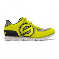 [Sparco Topánky GENESIS L Yellow/Black]