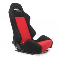 [Športová sedačka R-LOOK - Black - Red]