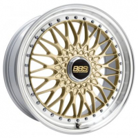 [BBS SUPER RS - GOLD]