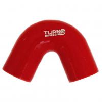 """[Silikónové koleno TurboWorks 135°- 76mm (3"""")]"""