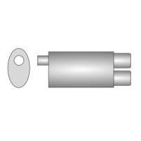 [Univerzálny športový výfuk ULTER z ocele so špeciálnou hliníkovou úpravou NM-223]