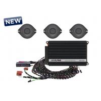 [Alpine SPC-200A - Prémiové vylepšenie zvuku pre Audi A4, A5 a Q5]