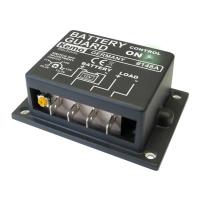[Modul automatického odpojenia spotrebiča od AUTOBATÉRIE - 12V / M148A]