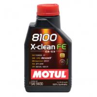 [Olej MOTUL 8100 X-CLEAN FE 5W30]