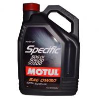 [Motorový olej MOTUL 0W30 VAG SPEC 506.01 506.00]