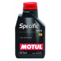 [Olej MOTUL SPEC 948B 5W20]