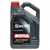 [Olej MOTUL Specific LL A/B 025 5W-30]