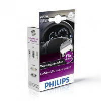 [CANbus control pre LED Žiarovky PHILIPS do bočných smeroviek pre Alfa Romeo Spider so Xenonmi r.v.: 2007-2011 (W5W)]
