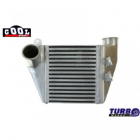 [Intercooler TurboWorks 185x210x130mm VW Golf 4]