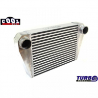 [Intercooler TurboWorks 400x300x76mm backward]