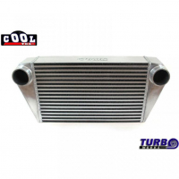 [Intercooler TurboWorks 500x300x102mm backward]