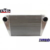 [Intercooler TurboWorks 500x350x76mm backward]