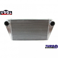 [Intercooler TurboWorks 600x350x76mm backward]