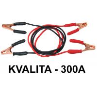 [Štartovacie káble 300A / 2,5 metra]