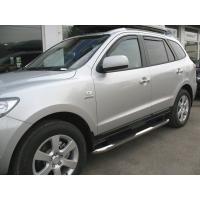 [Nerezové bočné rámy Hyundai Santa Fe [2006-2010]]