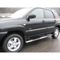 [Nerezové bočné rámy Hyundai Tuscon [2004-2010]]