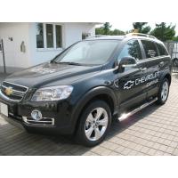 [Nerezové bočné rámy Chevrolet Captiva [2008-2013]]