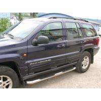[Nerezové bočné rámy Jeep Grand Cherokee [1998-2004]]