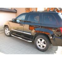 [Nerezové bočné rámy Jeep Grand Cherokee [2005-2011]]