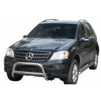 [Nerezové bočné rámy Mercedes ML-Klasse W164  [2006-2011]]