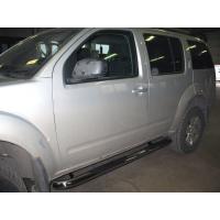 [Nerezové bočné rámy Nissan Pathfinder  [2005--->]]