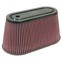 [Univerzální Vzduchový Filtr K&N - Carbon Fiber Top RF-1038]