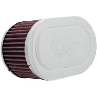 [Univerzální Vzduchový Filtr K&N - FiltrMetal Flange RM-3501]