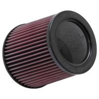 [Univerzální Vzduchový Filtr K&N - Carbon Fiber Top and Base RP-5044]