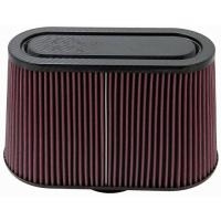 [Univerzální Vzduchový Filtr K&N - Carbon Fiber Top and Base RP-5103]