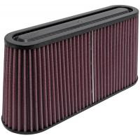 [Univerzální Vzduchový Filtr K&N - Carbon Fiber Top and Base RP-5105]