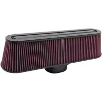 [Univerzální Vzduchový Filtr K&N - Carbon Fiber Top and Base RP-5135]