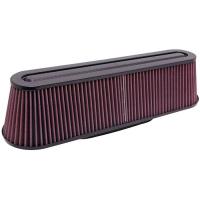 [Univerzální Vzduchový Filtr K&N - Carbon Fiber Top and Base RP-5161]