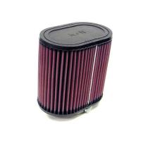 [Univerzální Vzduchový Filtr K&N - Rubber Filtr RU-1360]