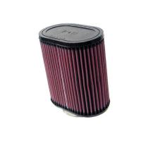 [Univerzální Vzduchový Filtr K&N - Rubber Filtr RU-1550]