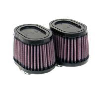 [Univerzální Vzduchový Filtr K&N - Rubber Filtr RU-2452]