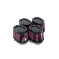 [Univerzální Vzduchový Filtr K&N - Rubber Filtr RU-2454]