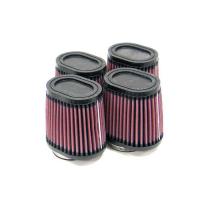 [Univerzální Vzduchový Filtr K&N - Rubber Filtr RU-2814]