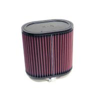[Univerzální Vzduchový Filtr K&N - Rubber Filtr RU-3620]