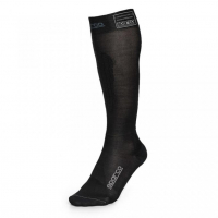 [Sparco COMPRESSION SOCKS - Long Čierne]