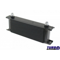 [Chłodnica Oleju TurboWorks 13-rzędowa 260x100x50 AN10 black]