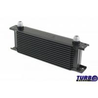 [Chłodnica Oleju TurboWorks 13-rzędowa 260x100x50 AN8 black]