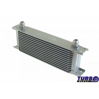 [Chłodnica Oleju TurboWorks 13-rzędowa 260x100x50 AN8 silver]