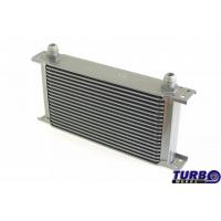 [Chłodnica Oleju TurboWorks 19-rzędowa 260x150x50 AN10 Silver]