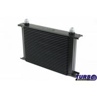 [Chłodnica Oleju TurboWorks 25-rzędowa 260x195x50 AN10 black]