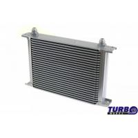 [Chłodnica Oleju TurboWorks 25-rzędowa 260x195x50 AN10 silver]